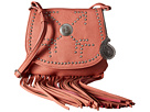 Austin Fringe Flap Bag w/ Wallet
