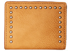 American West Amour Folded Snap Wallet (Beige)