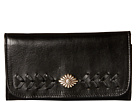 American West Mohave Canyon Trifold Wallet (Black)