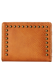 American West - Amour Folded Snap Wallet