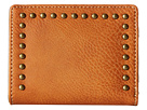 American West Amour Folded Snap Wallet (Tan)