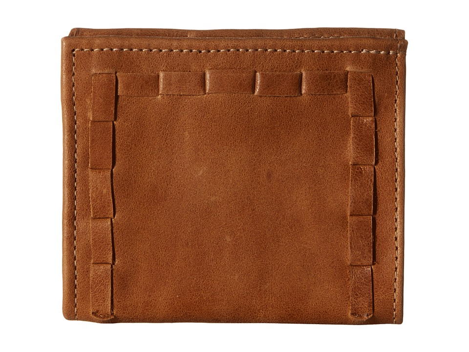 American West - Boyfriend Wallet Soft Bifold Wallet (Deerskin) Wallet Handbags