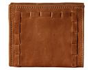 American West Boyfriend Wallet Soft Bifold Wallet (Deerskin)