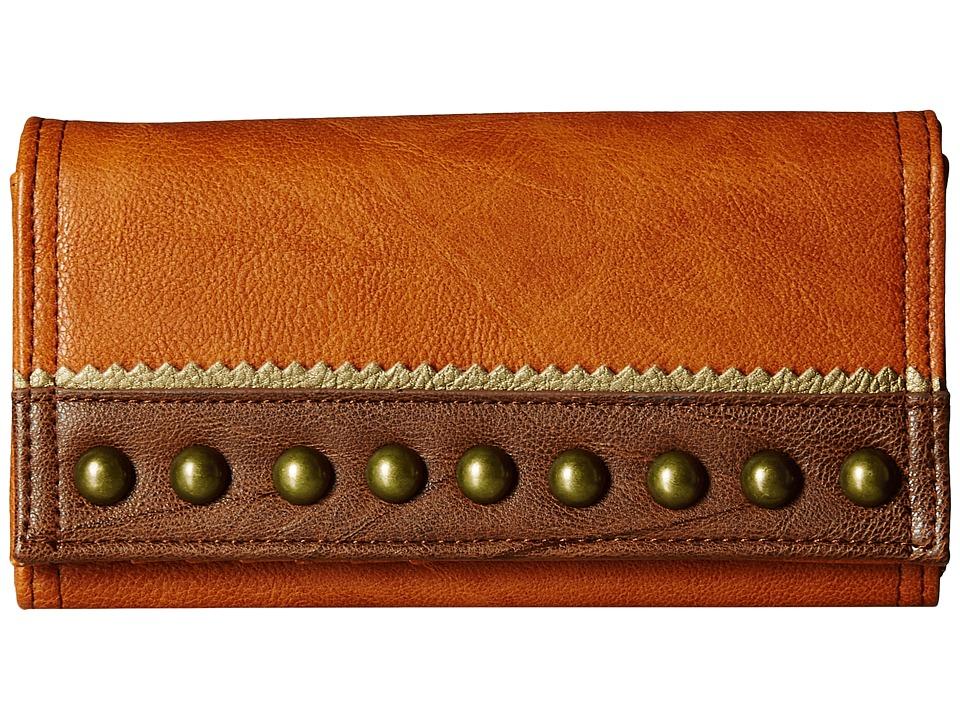 American West - Oak Creek Flap Wallet