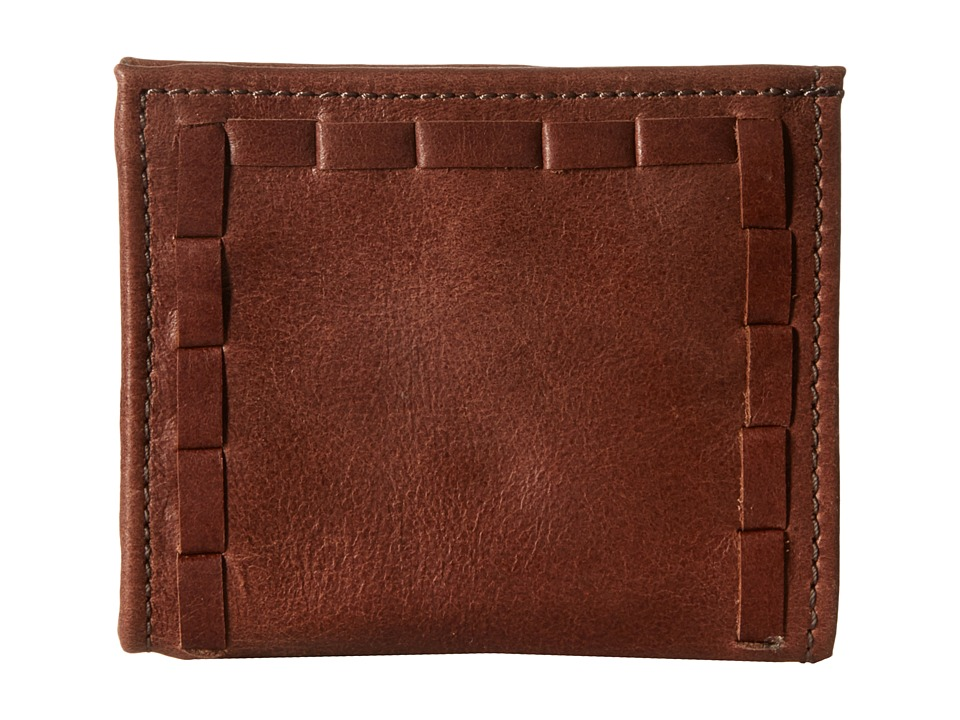 American West - Boyfriend Wallet Soft Bifold Wallet (Tobacco) Wallet Handbags