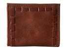 American West Boyfriend Wallet Soft Bifold Wallet (Tobacco)