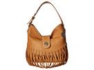 American West Rio Rancho Hobo Shoulder Bag (Tan)