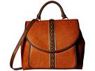 American West Oak Creek Backpack/Shoulder Bag (Golden Tan)