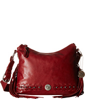 American West - River Ranch Slouch Zip Top Shoulder Bag