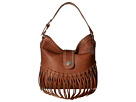 American West Rio Rancho Hobo Shoulder Bag (Brown)