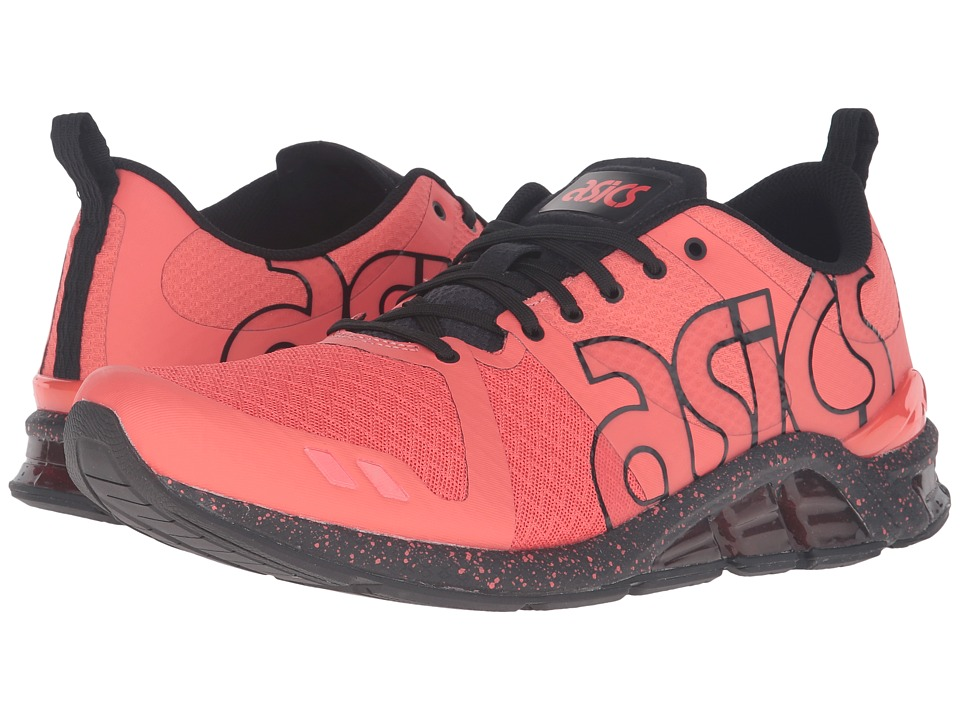 ASICS Tiger - Gel-Lyte One Eighty (Hot Coral/Black) Shoes