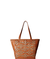 American West - Azteca Zip Top Bucket Tote
