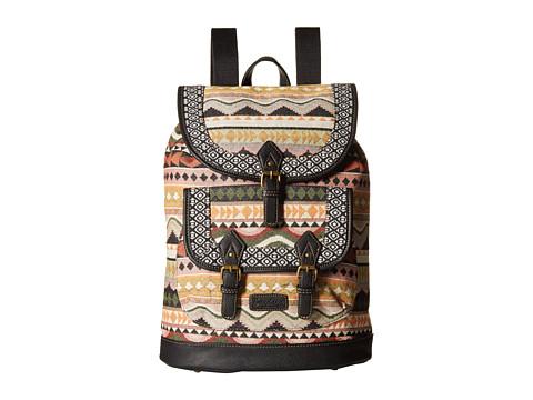 American West Santa Fe Backpack - Multicolor/Black