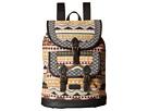 American West Santa Fe Backpack (Multicolor/Black)