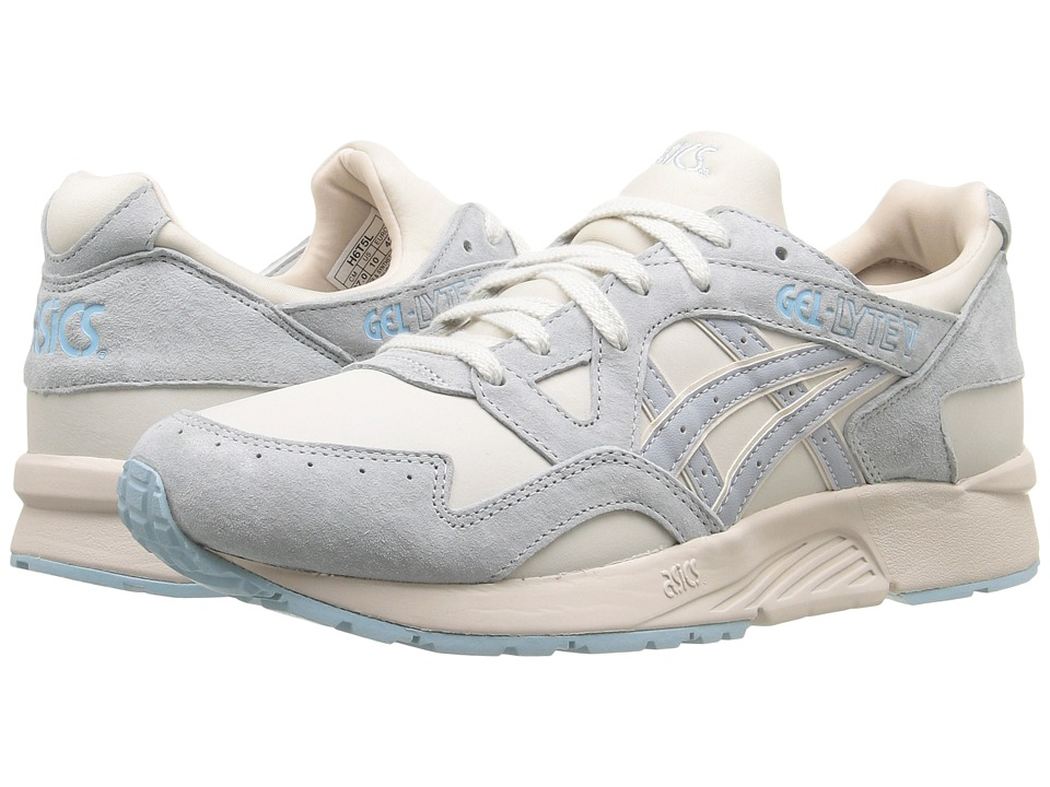 ASICS Tiger - Gel-Lyte V (Moonbeam/Light Grey) Womens  Shoes