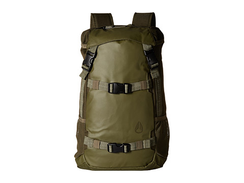 Nixon The Small Landlock Backpack - Olive