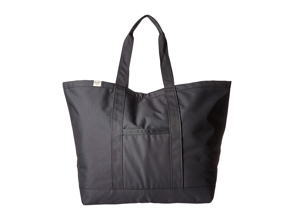 Herschel Supply Co. - Bamfield (Dark Shadow) Tote Handbags