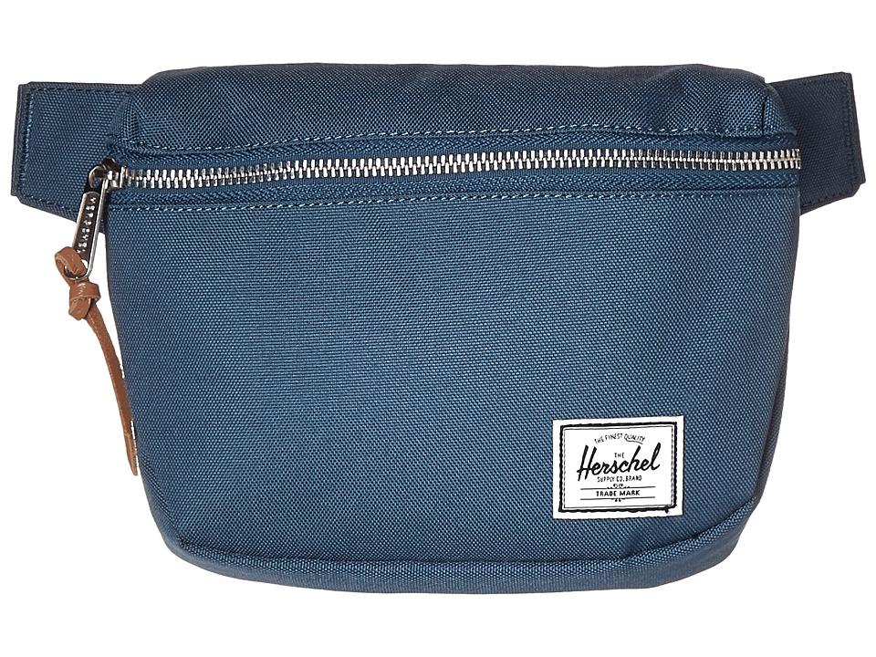 Herschel Supply Co. - Fifteen (Indian Teal) Backpack Bags