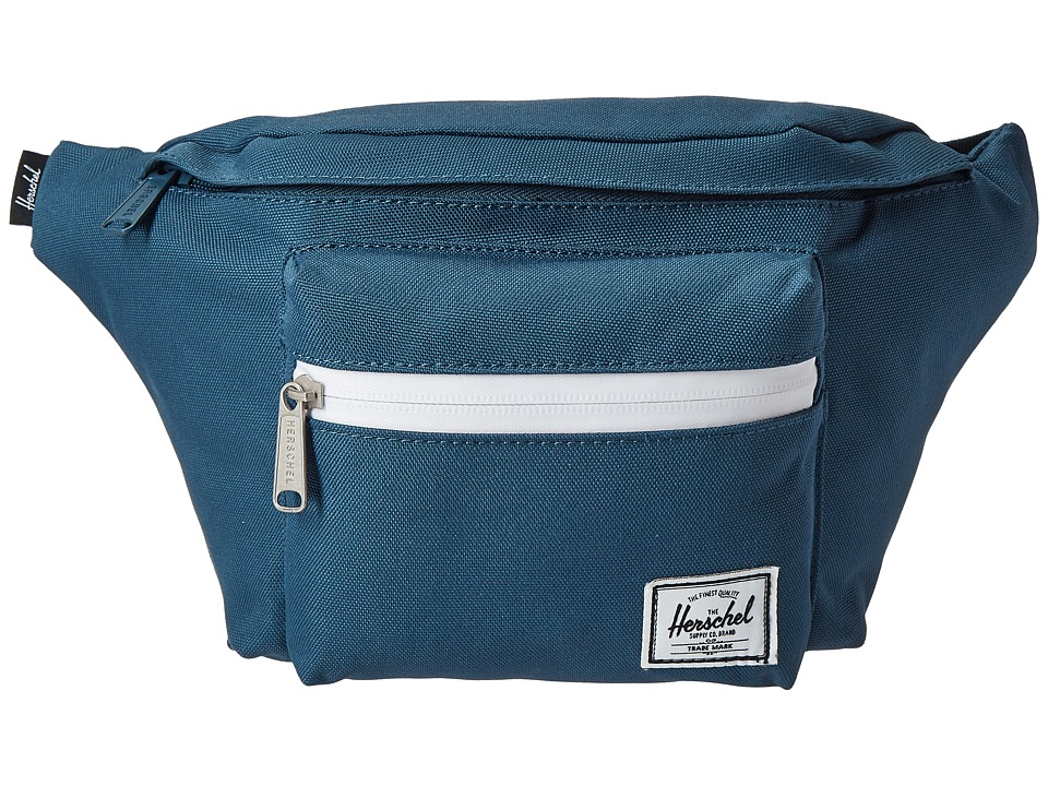 Herschel Supply Co. - Seventeen (Indian Teal) Travel Pouch