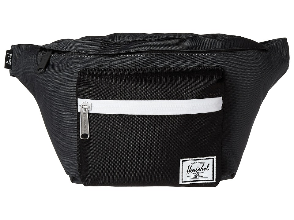 Herschel Supply Co. - Seventeen (Dark Shadow/Black) Travel Pouch