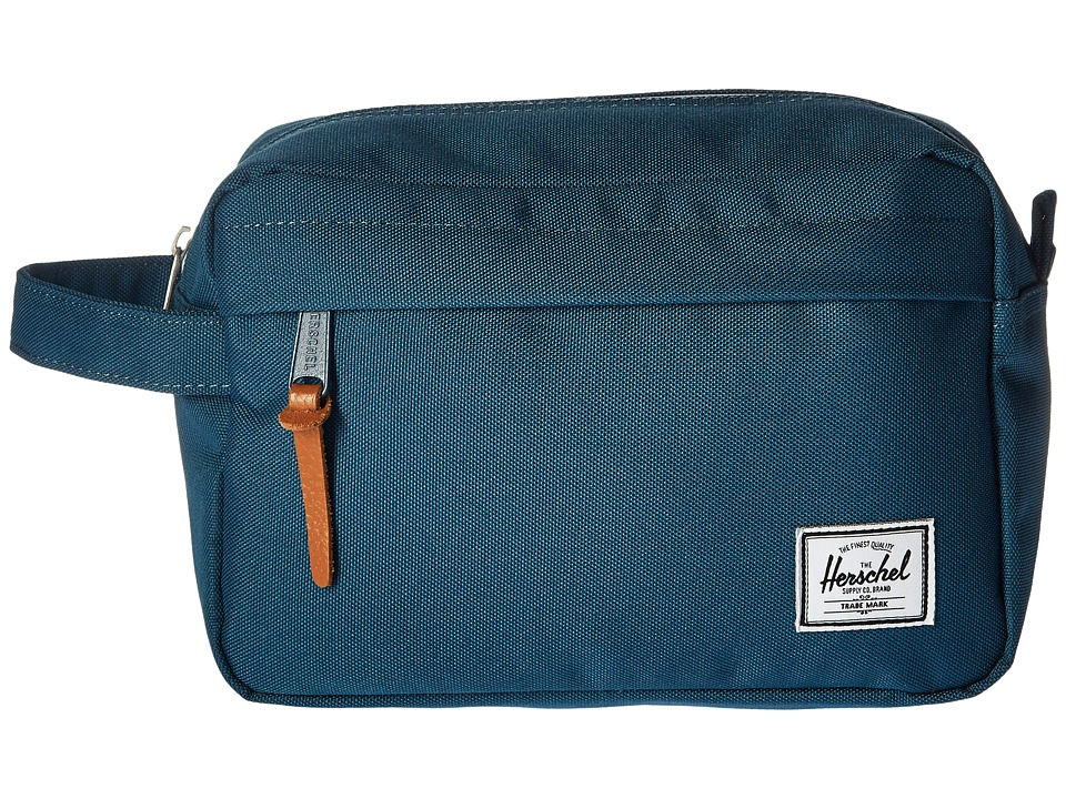 Herschel Supply Co. - Chapter (Indian Teal) Toiletries Case