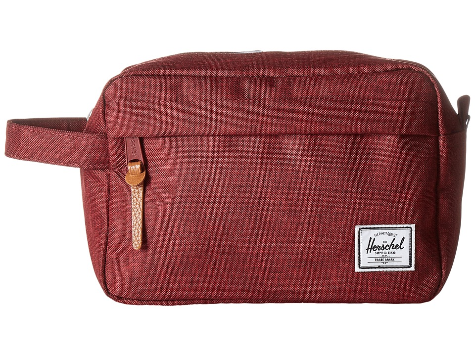Herschel Supply Co. - Chapter (Winetasting Crosshatch) Toiletries Case