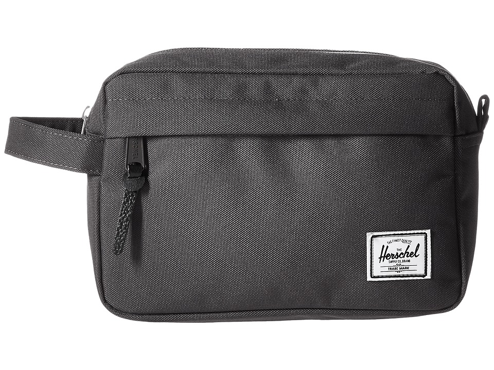 Herschel Supply Co. - Chapter (Charcoal) Toiletries Case