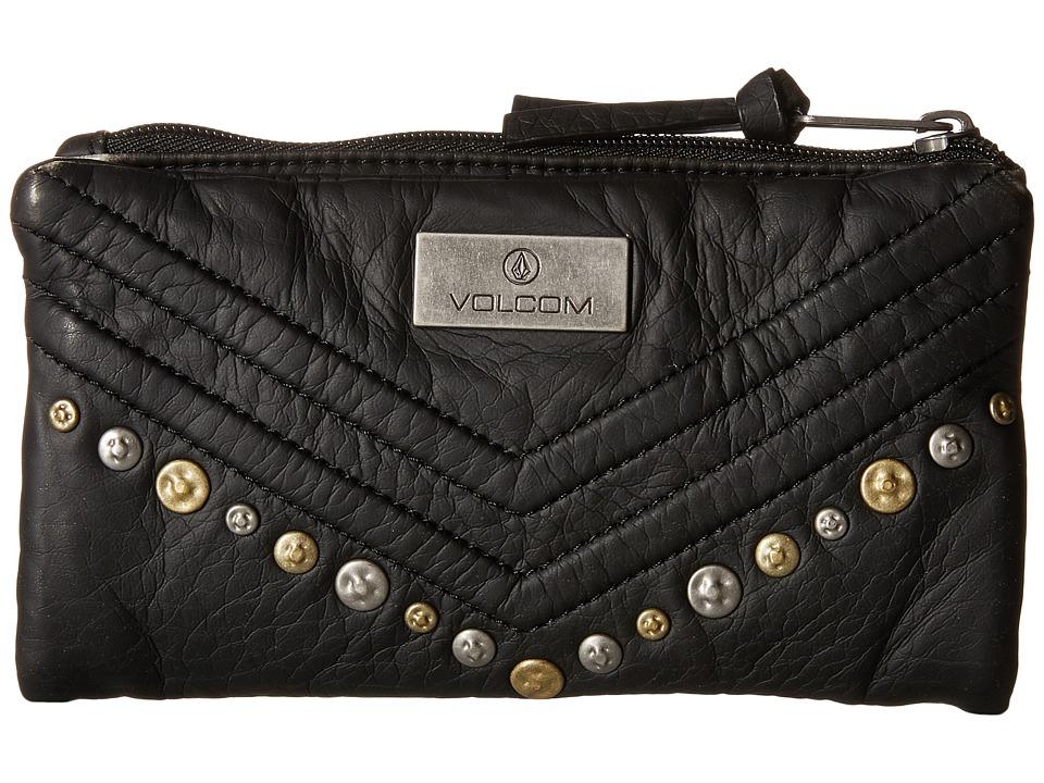 Volcom - Pretty Tough Wallet (Black) Wallet