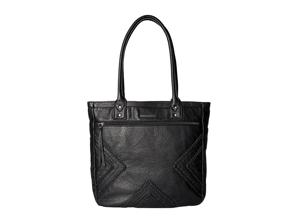Volcom - City Girl Tote (Black) Tote Handbags
