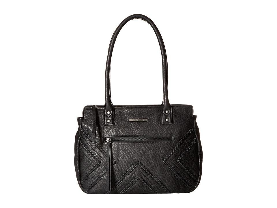 Volcom - City Girl Handbag (Black) Handbags