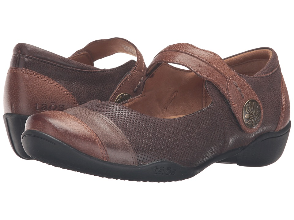 Taos Footwear Bravo (Whiskey Multi) Women