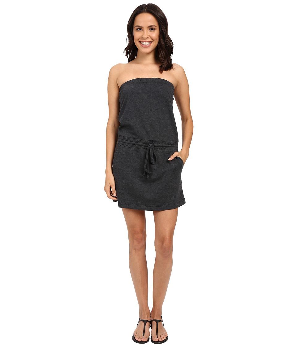Allen Allen Romper Dress Black Womens Dress