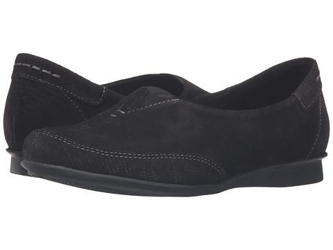 Taos Footwear Marvey - Black Suede