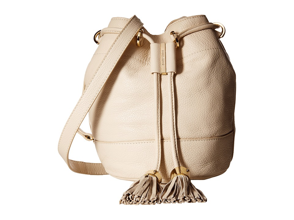 See by Chloe - Vicky Small Bucket Bag w\/ Crossbody Strap (Milk) Cross Body Handbags