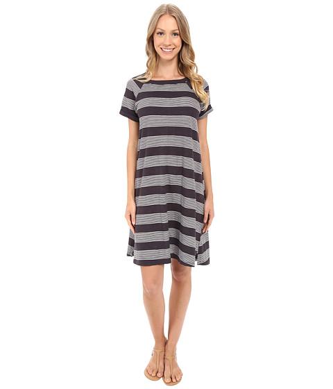 Allen Allen Stripe T-Shirt Dress
