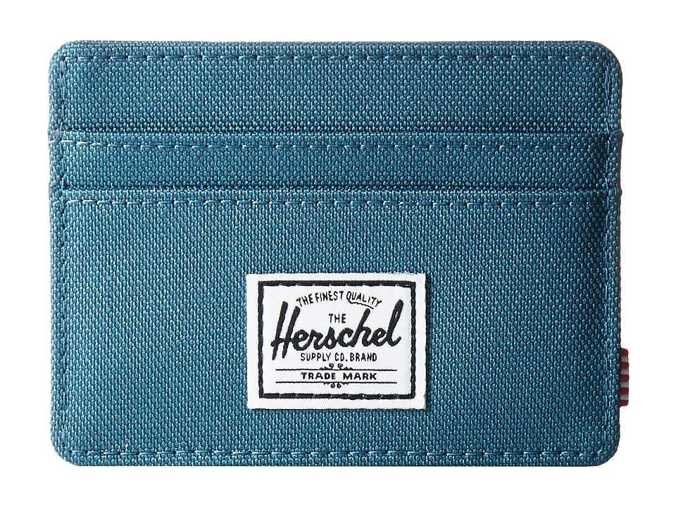 Herschel Supply Co. - Charlie (Indian Teal) Credit card Wallet
