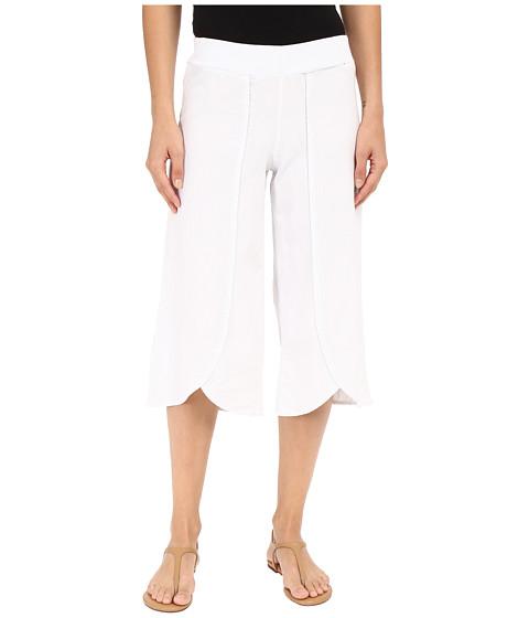 Mod-o-doc Linen Rayon Crossover Culottes