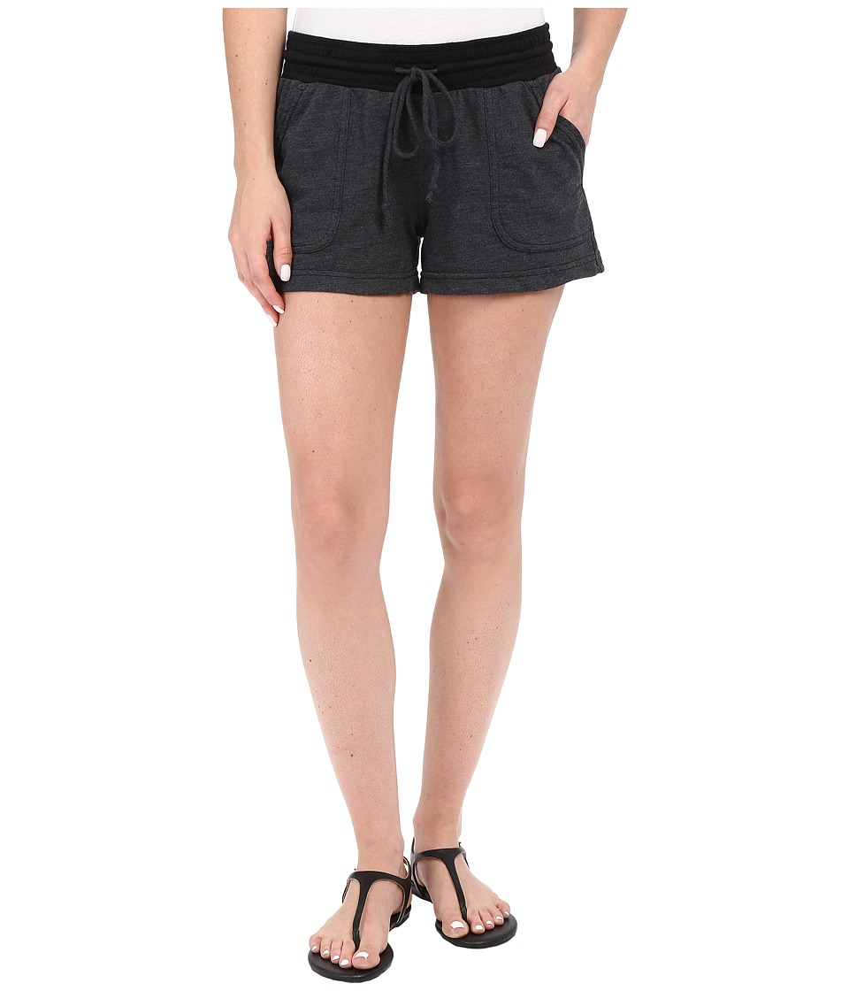 Allen Allen Shorts Black Womens Shorts