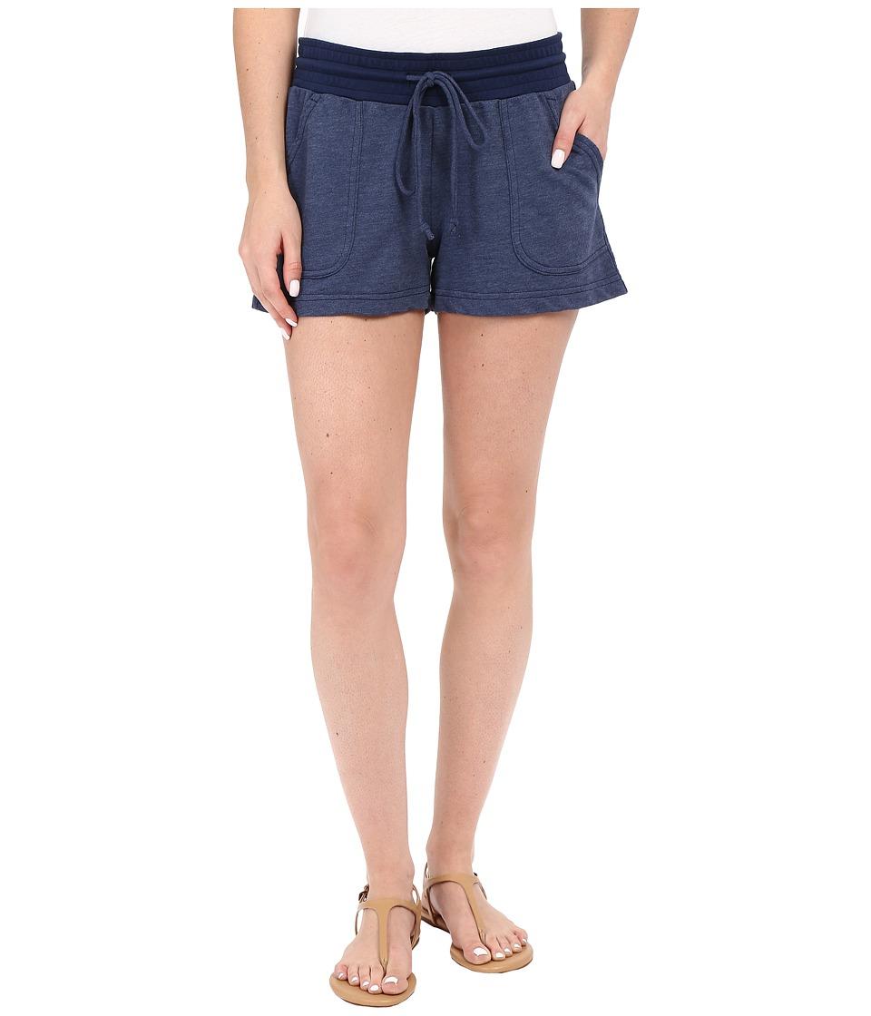 Allen Allen Shorts Lapis Womens Shorts