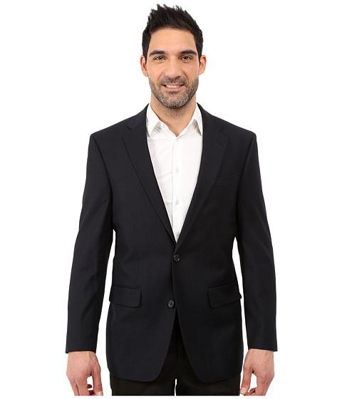 Dockers Stripe Suit Separate Coat - Navy