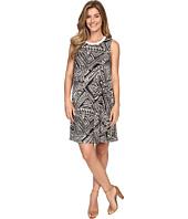 Allen Allen - Sleeveless Swing Tank Dress