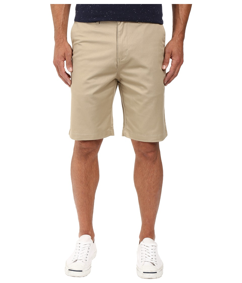 Billabong Carter Stretch Chino Shorts (Light Khaki) Men