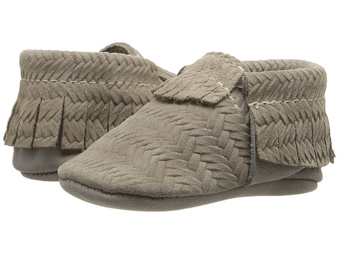 Freshly Picked Soft Sole Moccasins (Infant/Toddler) - Sweater