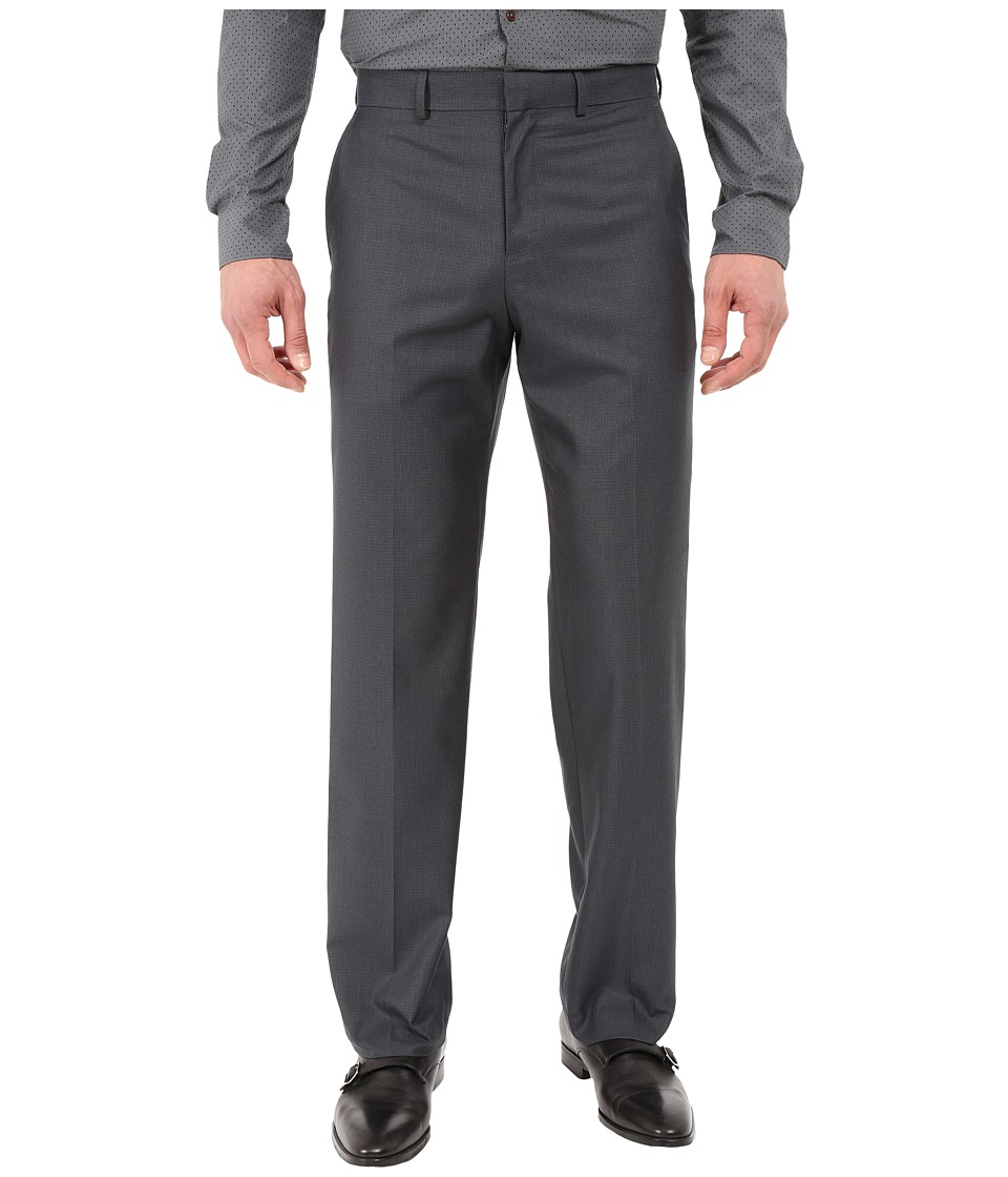 Dockers - Straight Fit Performance (Charcoal) Men's Casual Pants