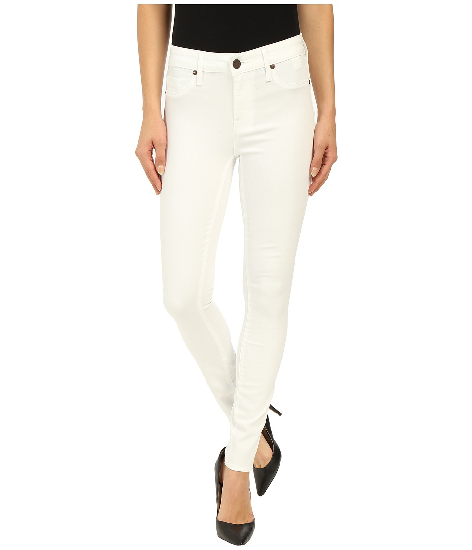 Parker Smith Ava Skinny Jeans in Eternal White Eternal White Womens Jeans