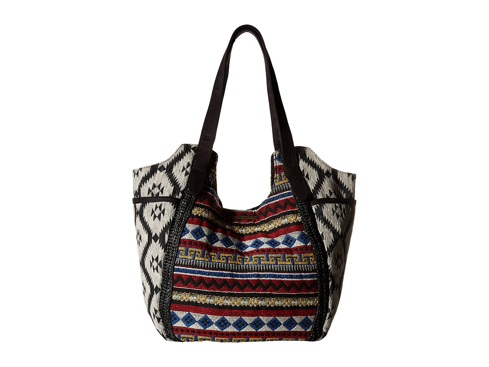 Volcom - Global Chic Hobo (Black) Hobo Handbags