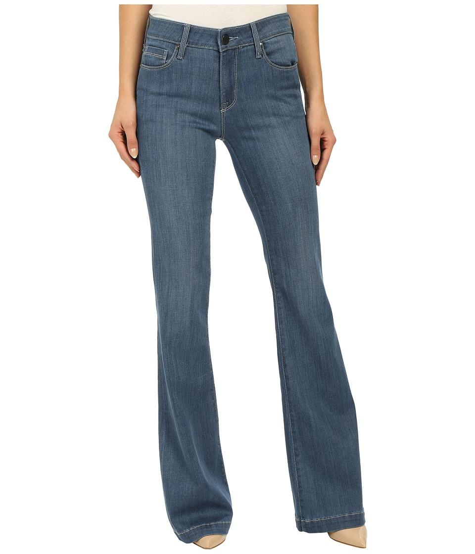 Parker Smith Felicity Flare Jeans in Coastal Breeze Coastal Breeze Womens Jeans