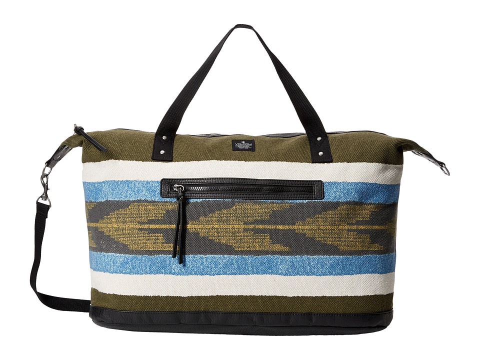 Volcom - Vintage Queen Weekender (Lentil Green) Handbags