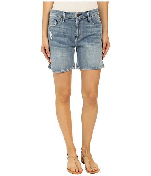 Parker Smith High Rise Shorts in Mockingbird
