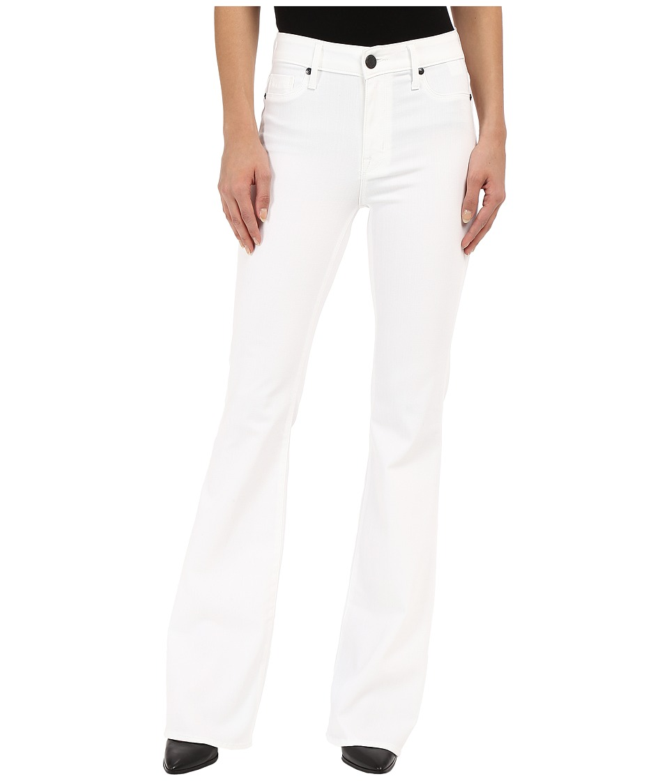 Parker Smith Bombshell Bell Jeans in Eternal White Eternal White Womens Jeans